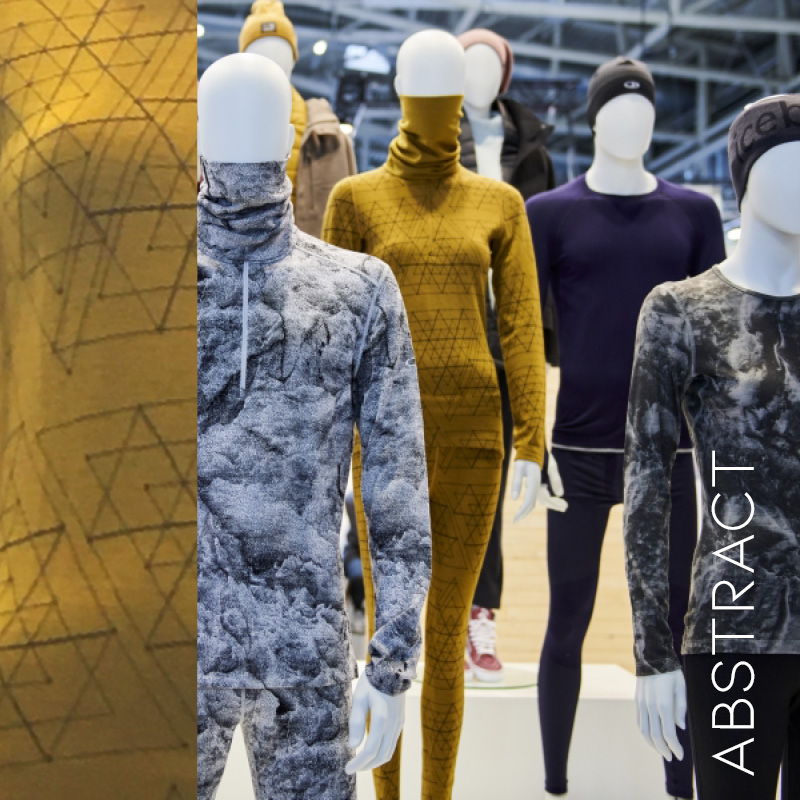 ISPO sports trends a/w 20/21,Graphics