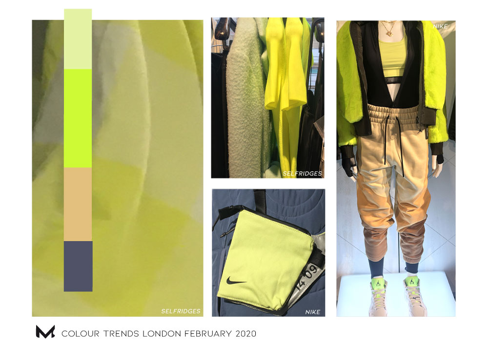 colour of 2020 yellow